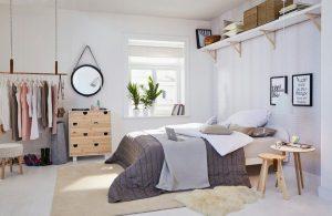 woontrends slaapkamer structuren