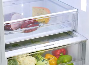 Onderste plank koelkast
